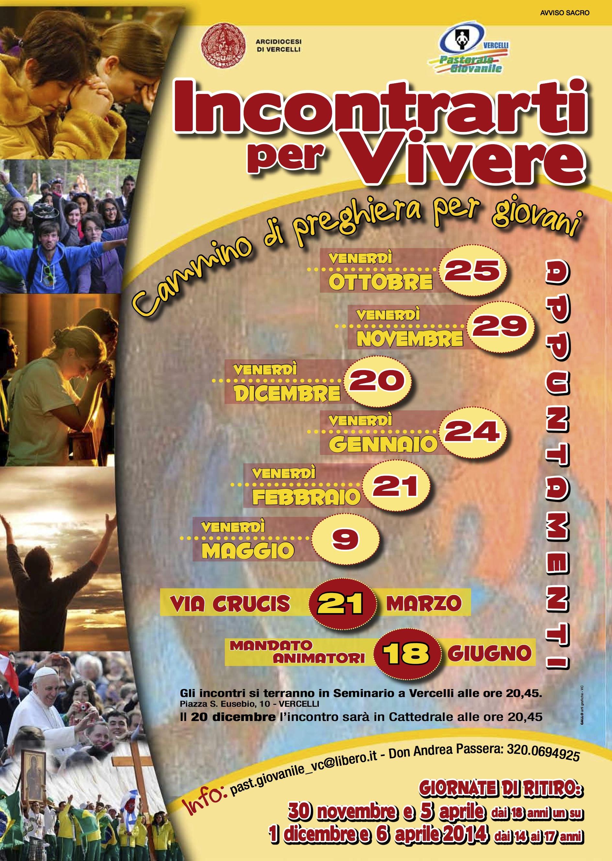 Loc. Itinerario Preghiera